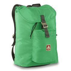 Heritage Off Trail Backpack Green