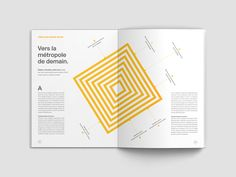 Annual Report 2014 for CPCU on Behance