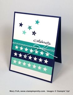 Stamp Out Autism!  A blog hop of stamping & paper crafting ideas by Stampin' Up! demonstrators to raise awareness and funds for those affected by autism.  Mary Fish, Independent Stampin' Up! Demonstrator Continue reading