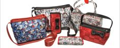 Harvey's Seatbelt Bags for Disney Couture