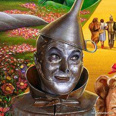 Kyle Lambert - The Wizard of Oz Poster