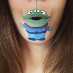 Cool Lip Makeup   cool-lip-makeup-characters-Toy-Story