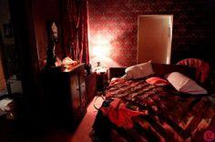 Destiny Rumancek's apartment Destiny's bedroom Hemlock grove