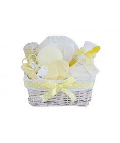 Lola Unisex Baby Gift Hamper / Baby Hamper / Maternity Gift Basket / Baby Shower Gifts / New Baby Gifts