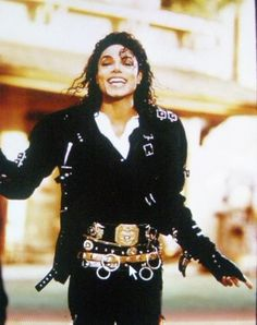 Michael Jackson in Moonwalker
