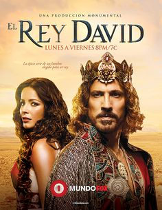 "MundoFox Premieres New Original Series ""El Rey David"" - Entertainment Affair"