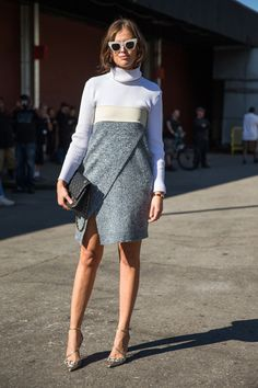 173 Stunning Street Style Looks From New York Fashion Week  - Cosmopolitan.com