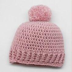 Gratis Anleitung Baby Mütze