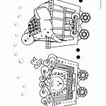 circus train coloring pages - photo#22
