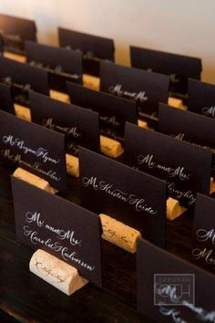 10 wedding diy projects you can totally handle name cards diy projects and cards