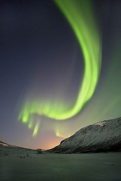 Norway-the northern lights