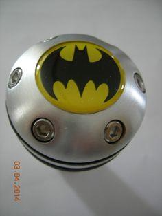 BATMAN BAT MAN ALUMINUM LEATHER GEAR SHIFT KNOB UNIVERSAL BEER TAP CANE TOP in eBay Motors | eBay