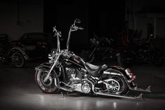 Sav's Harley Davidson Softail Deluxe by Ben Hosking on 500px