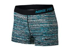 "Nike Women's Pro 3"" Static Compression Shorts"