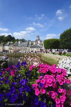 Quimperlé... ville fleurie | Finistère Tourisme