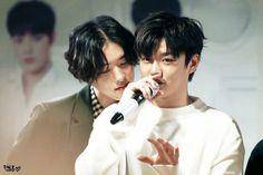 Takuya and Shin
