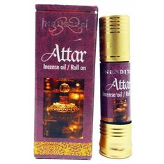 Nandita Attar Perfume Oil - The Hippie House Best Perfume, Perfume Oils, Hippie House, Pure Essential Oils, Incense, Fragrance, Herbs, Pure Products, Herb