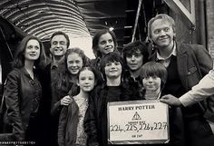 Potter and Weasley Family