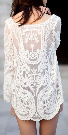 Lovely Lace Top <3