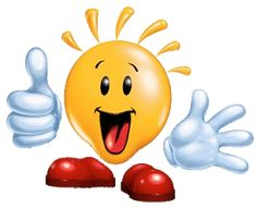 Big Thumbs Up Smiley -From Carole x Thumbs Up Smiley, Love Smiley, Smiley Emoticon, Emoticon Faces, Animated Emoticons, Animated Gif, Smiley T Shirt, Glitter Graphics, Cool Animations