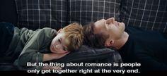 True story, Sam.  #LoveActually  #ThomasBrodieSangster  #LiamNeeson