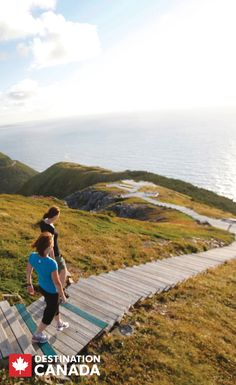 Cape Breton Island's Cabot Trail is one of the most stunning corners of the world you will ever witness. Immerse yourself in Nova Scotia's rich culture as you travel the trail by motorcycle, car, bike, or even on foot during the annual Hike the Highlands Festival. | @explorecanada