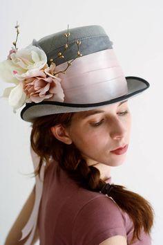 22e76dea333 17 Best leather top hat images
