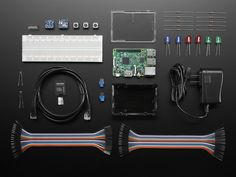 Microsoft IoT Pack for Raspberry Pi 3 - w/ Raspberry Pi 3 ID: 2733 - $114.95 : Adafruit Industries, Unique & fun DIY electronics and kits