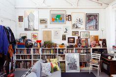 Espacios para la creatividad | DECORA TU ALMA - Blog de decoración, interiorismo, niños, trucos, diseño, arte...