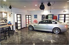 Garage Ideas - Having Fun - Griot's Garage