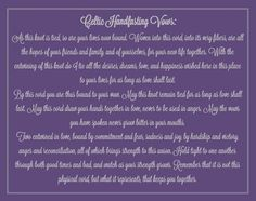 celtic handfasting ceremony script - Google Search
