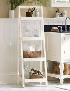 Para Qué Sirve Una Escalera Bathroom Storage Shelvesladder