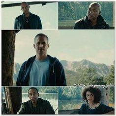 """Paul Walker Tyrese Gibson Chris """"Ludacris"""" Bridge Vin Diesel"""
