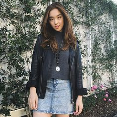 nice 55 Bold Asian Hairstyles – Stay Fashionable All the Time Asian Hair Dye, Balayage Asian Hair, Hair Color Asian, Hair Colour, Asian Hairstyles Women, Straight Hairstyles, Cool Hairstyles, Long Face Haircuts, Women Haircuts Long