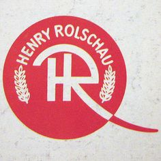 "H. Rolschau Møbler, from the Flickr set ""1960s and 1970s Scandinavian Design Logos."" Bless their heart."
