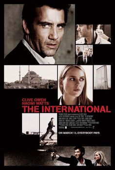 Tom Tykwer's The International (2009)