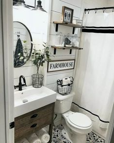Bathroom design is certainly not a simple thing to have right, especially if you have a tiny master bathroom. These images can help inspire your perfect master bathroom this is certainly both amazing and practical Boho Bathroom, Downstairs Bathroom, Diy Bathroom Decor, Bathroom Renos, Bathroom Renovations, Small Bathroom, Bathroom Ideas, Neutral Bathroom, French Bathroom Decor