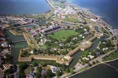 Historic Fort Monroe, Hampton VA