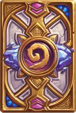 Hearthstone Heroes of Warcraft Maraad Card Back