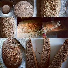 Purely Multigrain Homemade eggless Loaf.