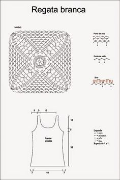 Crochet Designs Free: FINE CROCHET WITH REVENUE SMOCKS. SEE!