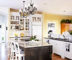 Find That Perfect Yellow For Your Kitchen With Colorhouse Hues In The Grain And Aspire Color
