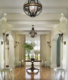 trim in family room  http://garlasonsfloors.com/wp-content/uploads/2012/08/Entry-Way-2.jpg