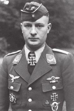 Fritz Sengschmitt RK 24.09.1942 Oberleutnant Flugzeugführer i. d. I./KG 2