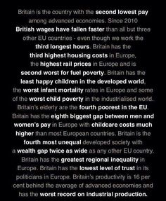 David Cameron's Conservative Britain 2014. This is really worth reading and sharing
