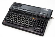 MSX2+ SONY HITBIT series of Japan, just beautiful the way it is