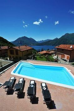 What a view! Varenna, Lake Como, Italy.
