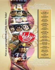 Vicky Bakery - one of the things I miss the most about South Florida..