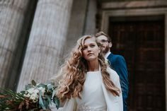 Winter Wedding at The Happenstance Bar in London