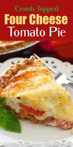 Tomato Dishes, Vegetable Dishes, Vegetable Recipes, Vegetarian Recipes, Cooking Recipes, Vegetable Slice, Quiche Recipes, Brunch Recipes, Casserole Recipes